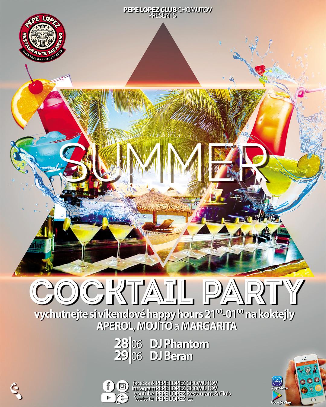 Od 23.06.2019 - SUMMER, SUMMER, SUMMER, COCKTAIL PARTY, PARTYYYYYY FRČÍMEEEEE
